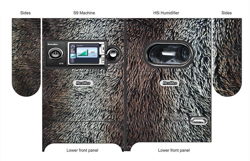 ResMed S9 Skin | Wookie