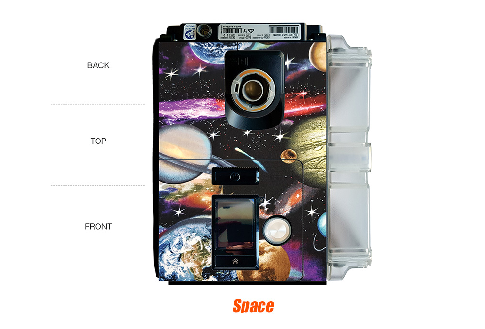 Airsense 10 Skin Space Cpap Machine Skins And Stickers